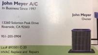 John Meyer AC