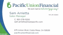 Pacific Union Financial