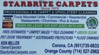 Starbrite Carpets